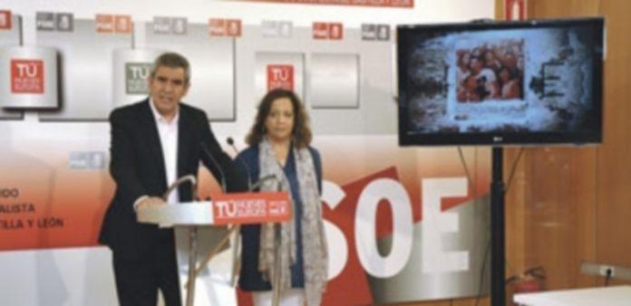 Julio Villarrubia e Iratxe García