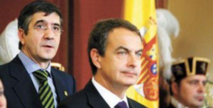 El presidente Zapatero