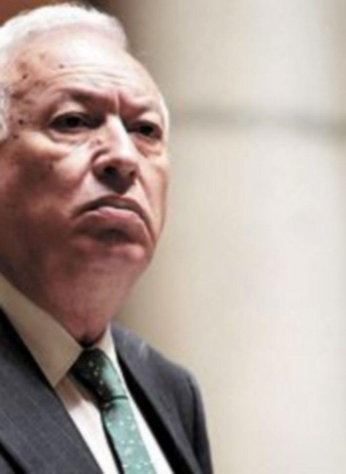 García Margallo es uno de los hombres de confianza de Rajoy. / Europa Press