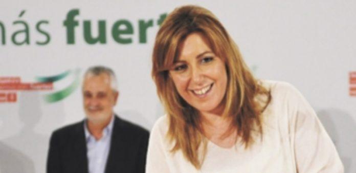 La presidenta del Ejecutivo andaluz