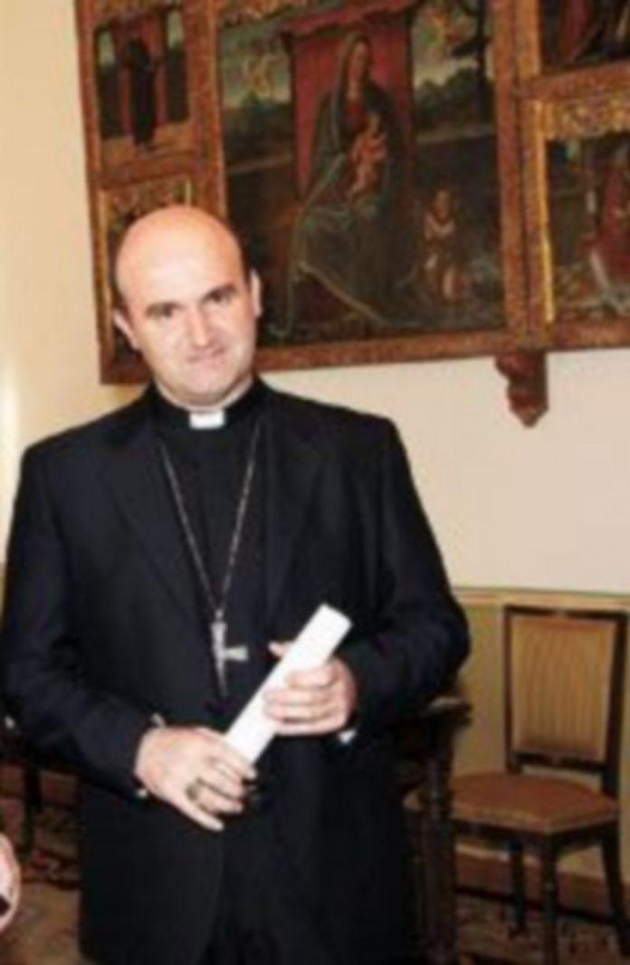 José Ignacio Munilla se hará cargo de la Iglesia guipuzcoana. / Efe