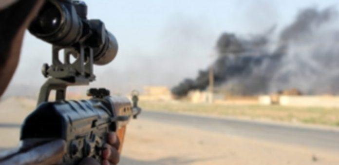 El ejército iraquí recupera terreno al Estado Islámico tras un mes de combates. / Efe