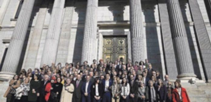 Miembros del PSOE