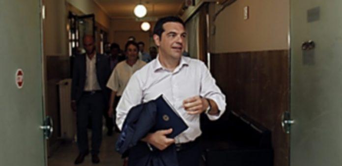 El primer ministro heleno