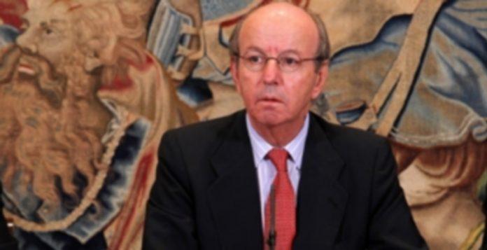 El exjefe de la Casa del Rey Rafael Spottorno