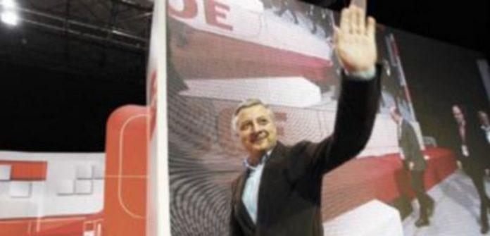 El 'número dos' del PSOE