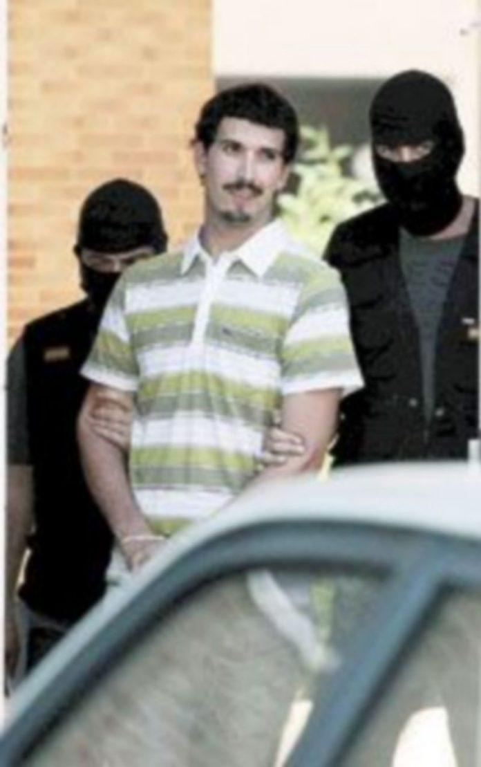 El etarra Arkaitz Goikoetxea fue detenido en julio de 2008 en Logroño