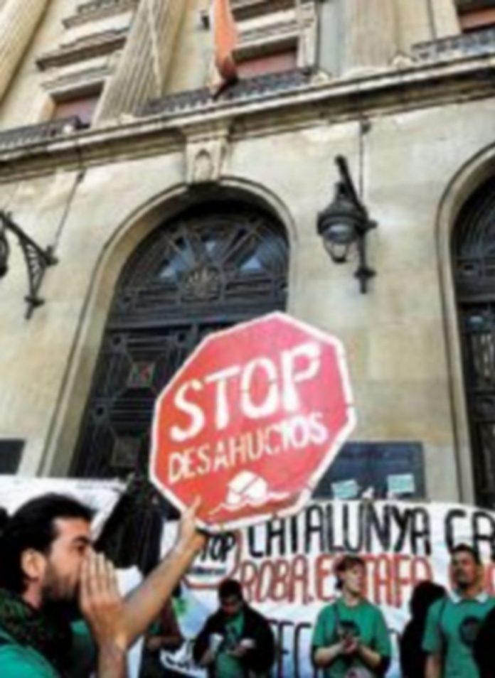 La crisis ha incrementado el número de desahucios en España. / Reuters