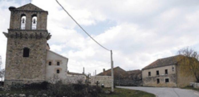 Santo Domingo del Pirón es uno de los municipios que tiene bloqueados los tributos. / El Adelantado