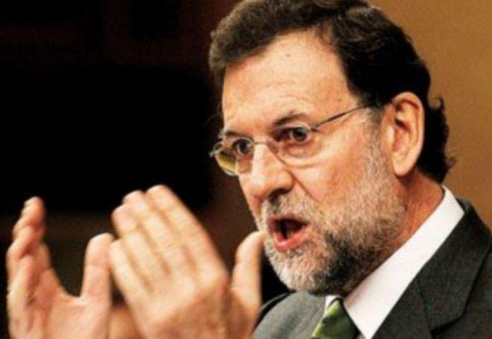 Mariano Rajoy acusó a Zapatero de ser un «mentiroso». / EFE