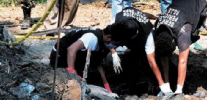 La Policía mexicana investiga un crimen atribuido a Los Zetas