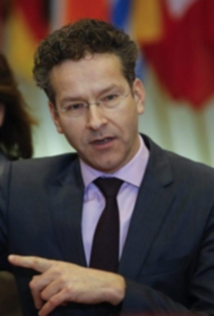 El presidente del Eurogrupo