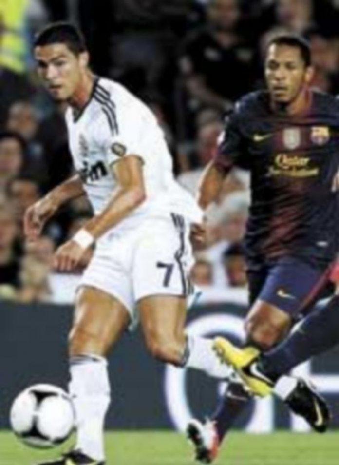 Cristiano Ronaldo abrió el marcador en el primer tiro del Real Madrid a puerta