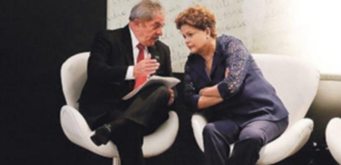 Entre los principales sospechosos en el caso de corrupción se encuentran el expresidente Lula da Silva y Dilma Rousseff. / E.P.