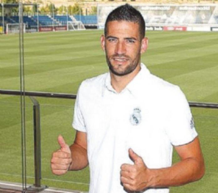 Kiko Casilla. / Real Madrid
