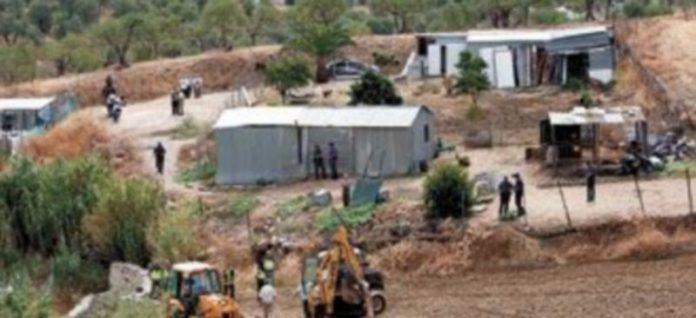 La Policía ya peinó de manera exhaustiva la zona de Camas donde