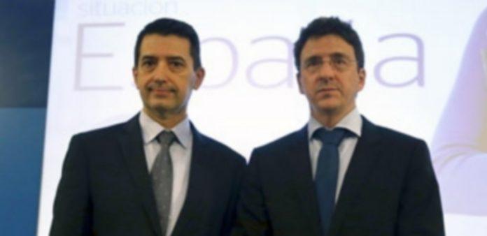 Jorge Sicilia y Rafael Doménech