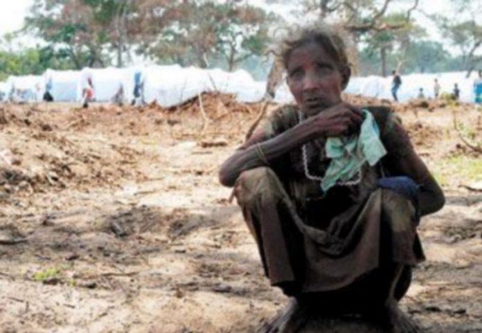 Miles de civiles están atrapados en la zona rebelde