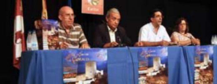 Un momento de la presentación de las Jornadas en la sala Alfonsa de la Torre ./Gabriel Gómez