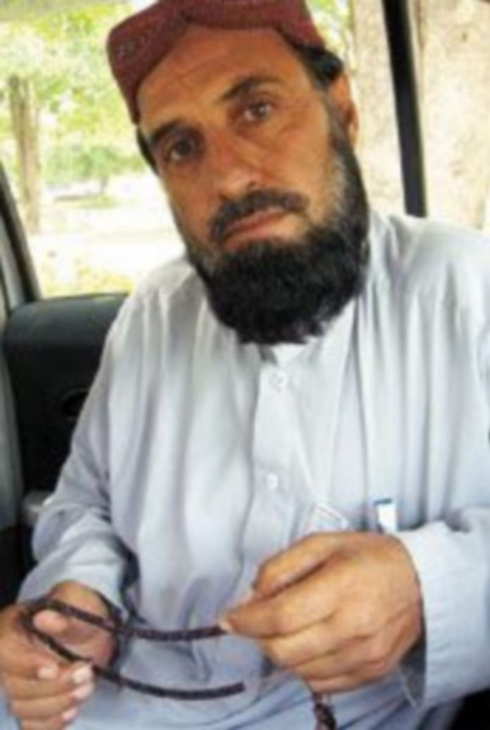 El ex militar y yihadista paquistaní Turkistán Bhittani. /EFE