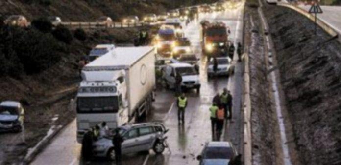 El nuevo Gobierno quiere seguir la misma línea de trabajo para reducir el número de víctimas mortales en carretera. / J.J. Matías