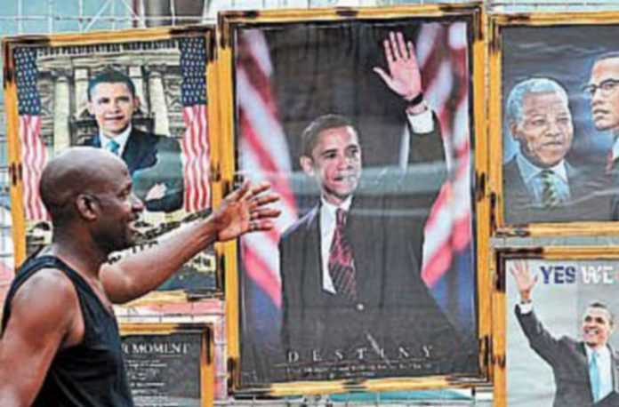 El presidente norteamericano es el gran protagonista de la reunión que se está celebrando en Puerto España. / A.B. (Efe)