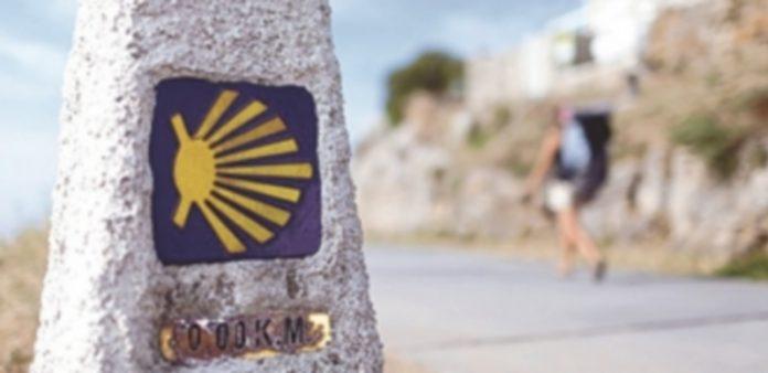 Más de 460.000 peregrinos podrían llegar a Compostela en el año 2021./ E.P.