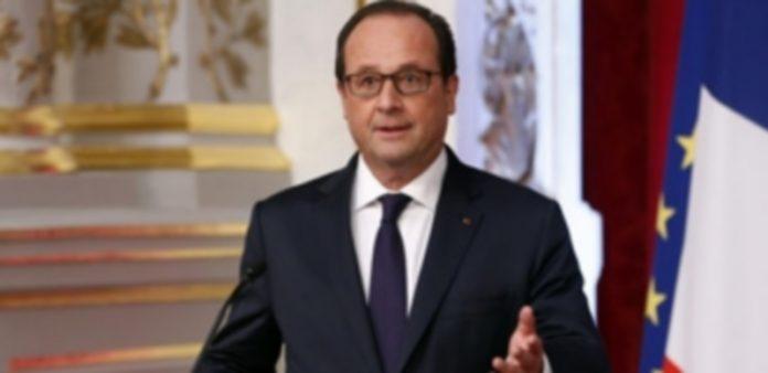 El presidente francés