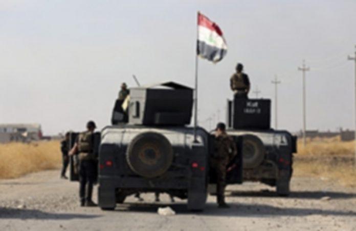 Las tropas iraquíes están realizando un gran esfuerzo para recuperar Mosul. / EFE