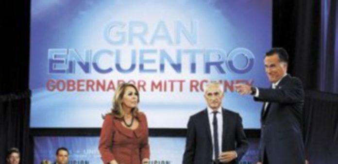 El líder conservador acudió a un programa de la televisión hispana Univisión para defenderse de sus palabras. / Reuters