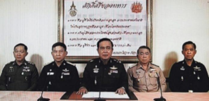El jefe de las Fuerzas de Seguridad Nacionales