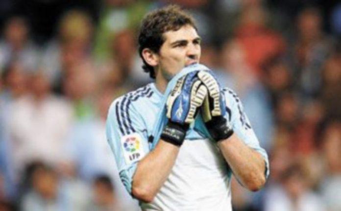 El guardamenta madridista Íker Casillas no quiere lanzar las campanas al vuelo antes de empezar