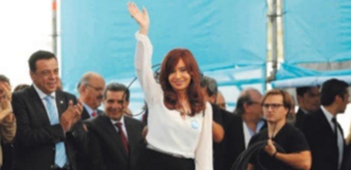 Cristina Fernández fue denunciada junto a otros altos cargos por Alberto Nisman