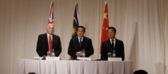 Los ministros de Malasia