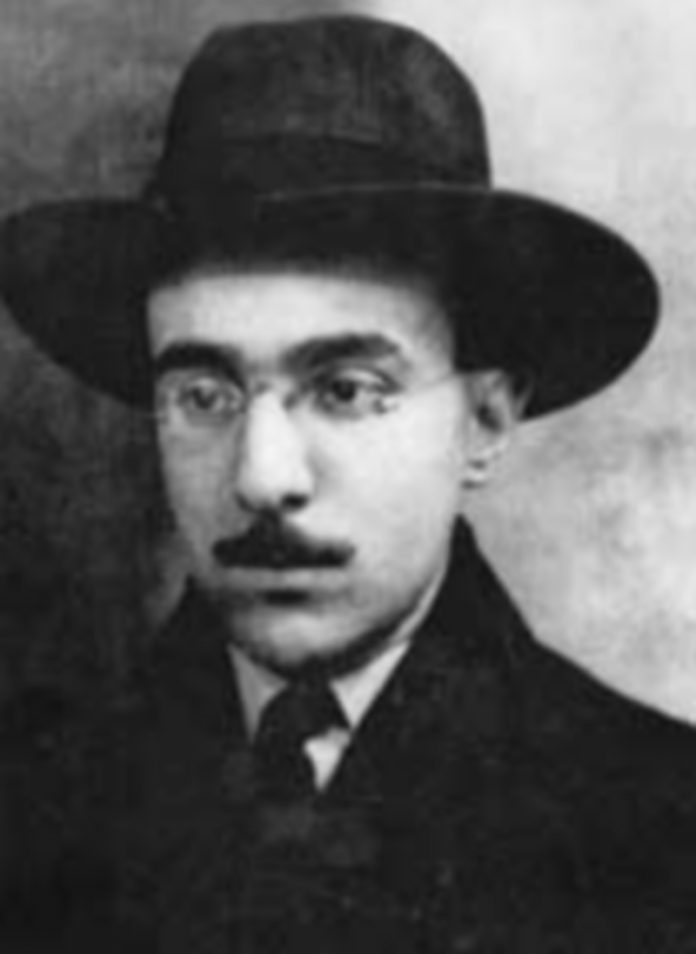 Retrato del escritor portugués Fernando Pessoa. / E.P.