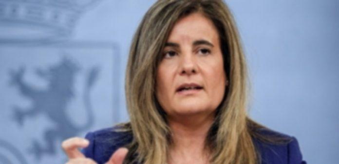 La ministra de Empleo y Seguridad Social