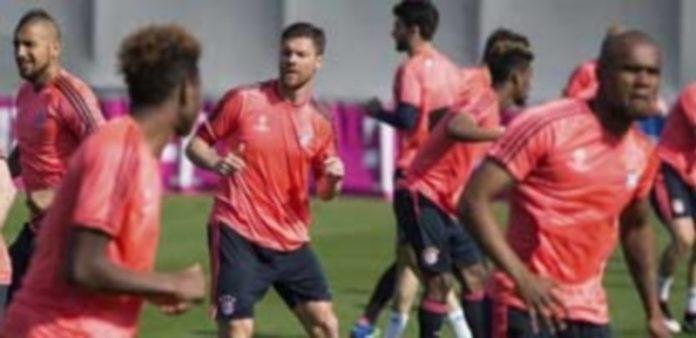El centrocampista del Bayern de Múnich