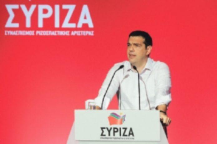 Alexis Tsipras anunció un congreso pasa volver a unir a su partido. / EFE