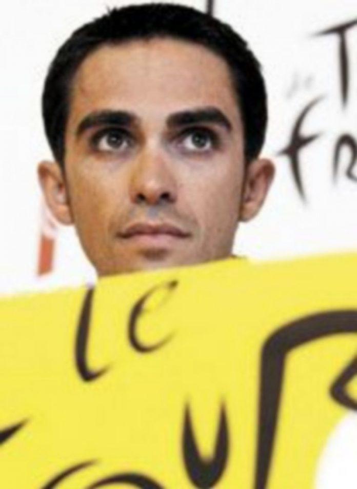 Contador disputó la semana pasada el Tour de San Luis en Argentina. / Reuters
