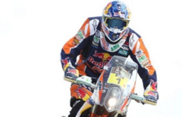 Marc Coma no debería tener problemas para ganar su quinto Dakar. / EFE