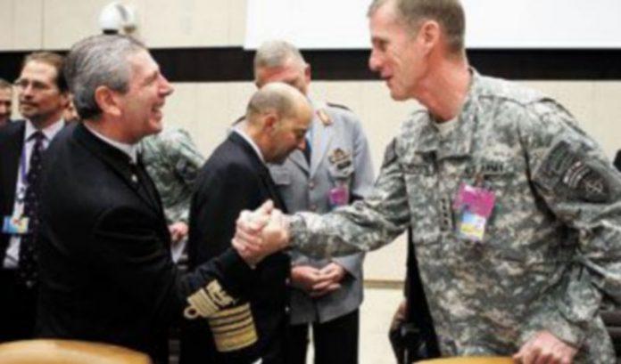 El jefe militar de la OTAN