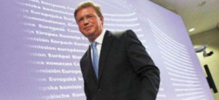 El comisario europeo de Ampliación