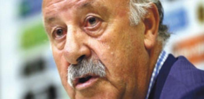 Vicente del Bosque mantiene su confianza en la mayoría del bloque de España. / EFE