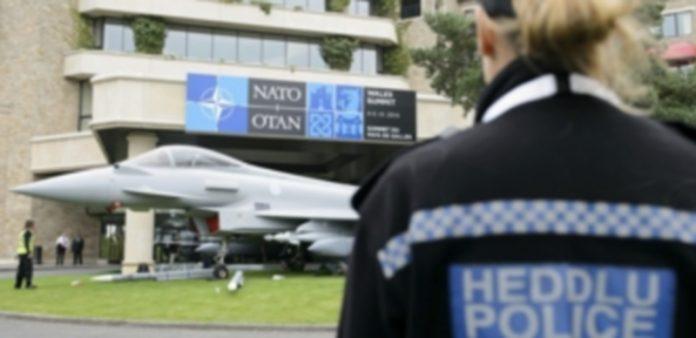 Máxima seguridad en la cumbre de la OTAN en Tallin