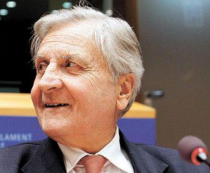 El presidente del Banco Central Europeo (BCE)