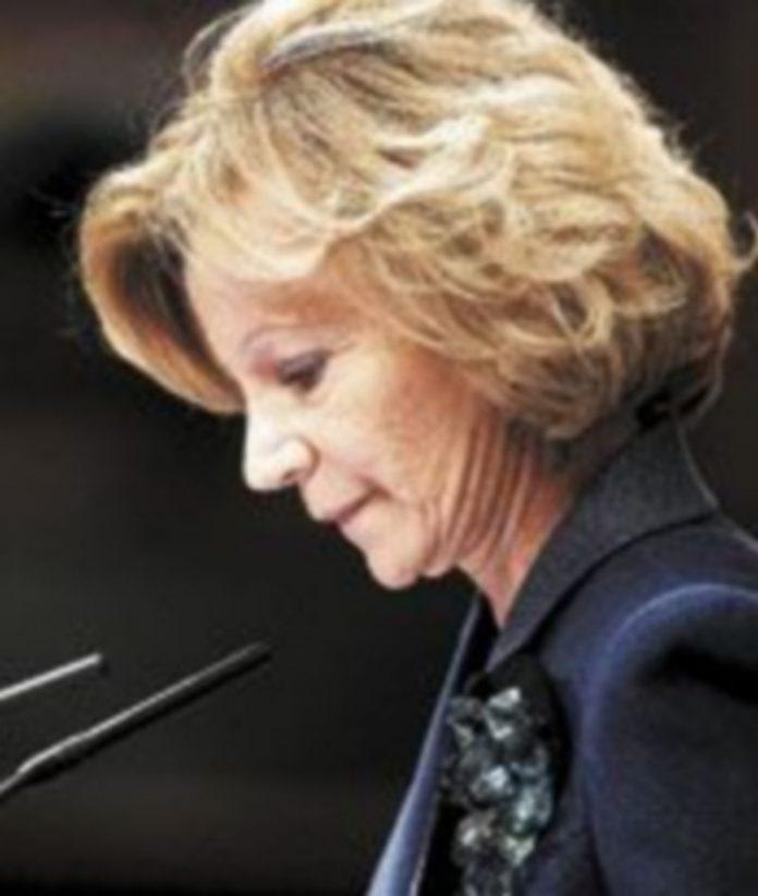 La vicepresidenta segunda del Gobierno y titular de Economía y Hacienda