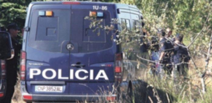 Las fuerzas policiales reanudaron el operativo especial este jueves