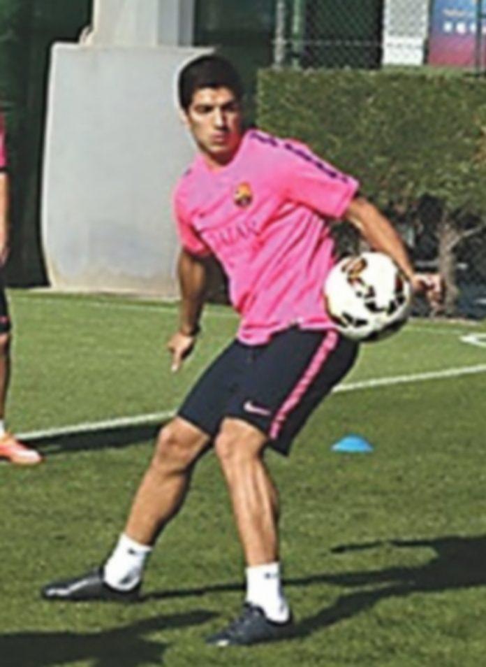 Luis Suárez es el último fichaje que ha debutado con el Barça. / Europa press