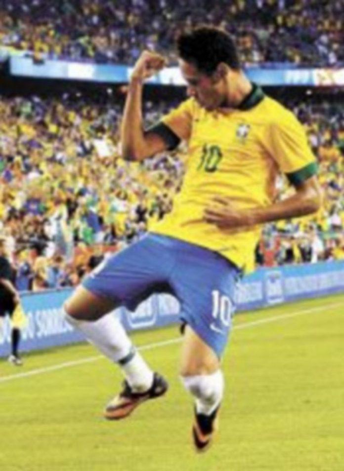 El 'crack' carioca volvió a dar una lección