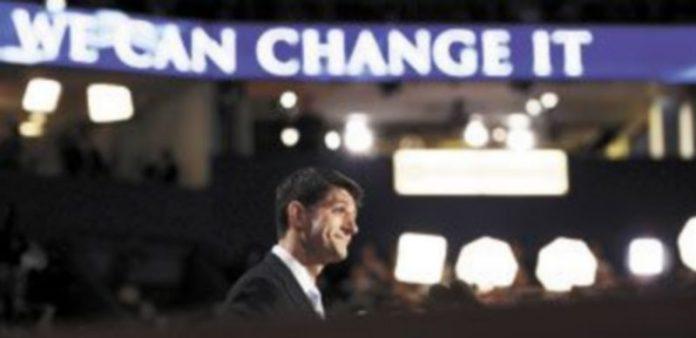 El candidato a la Vicepresidencia del Partido Republicano se ganó los aplausos de los militantes presentes en Tampa. / Reuters